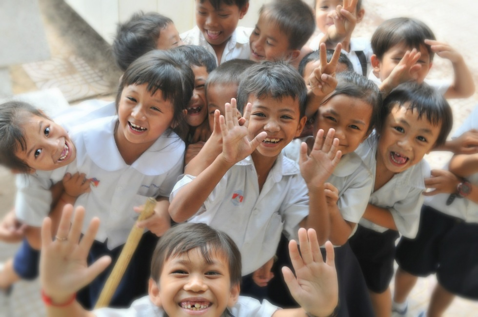 Global secondary school enrollment increased by 40% since 1995