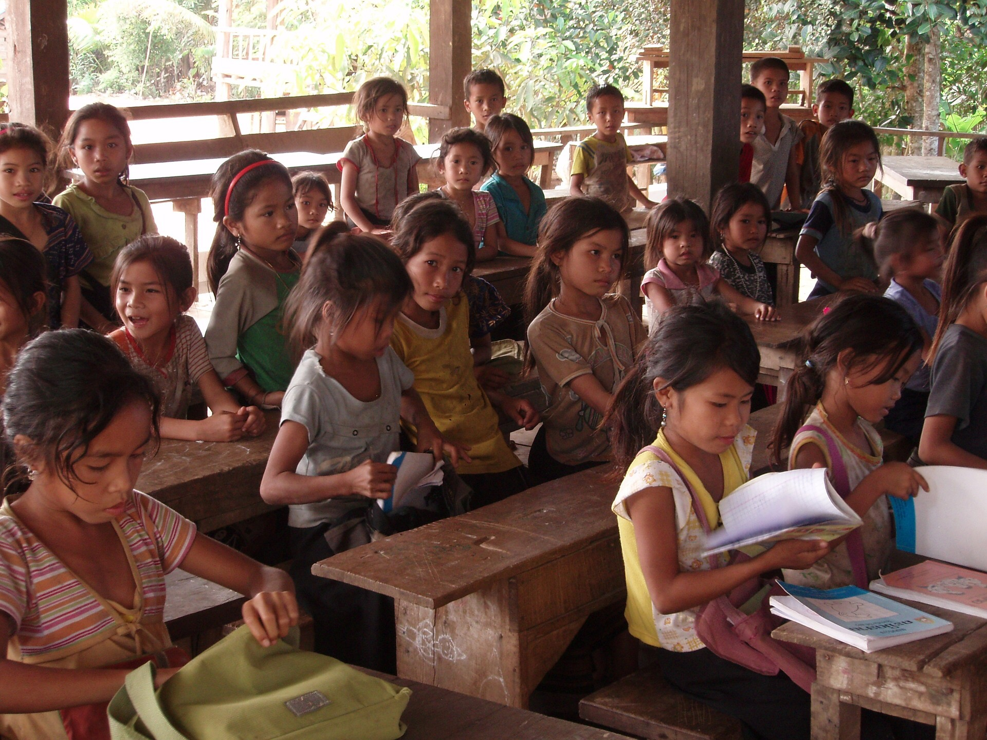 Global Primary school enrollment nearly doubled since 2015