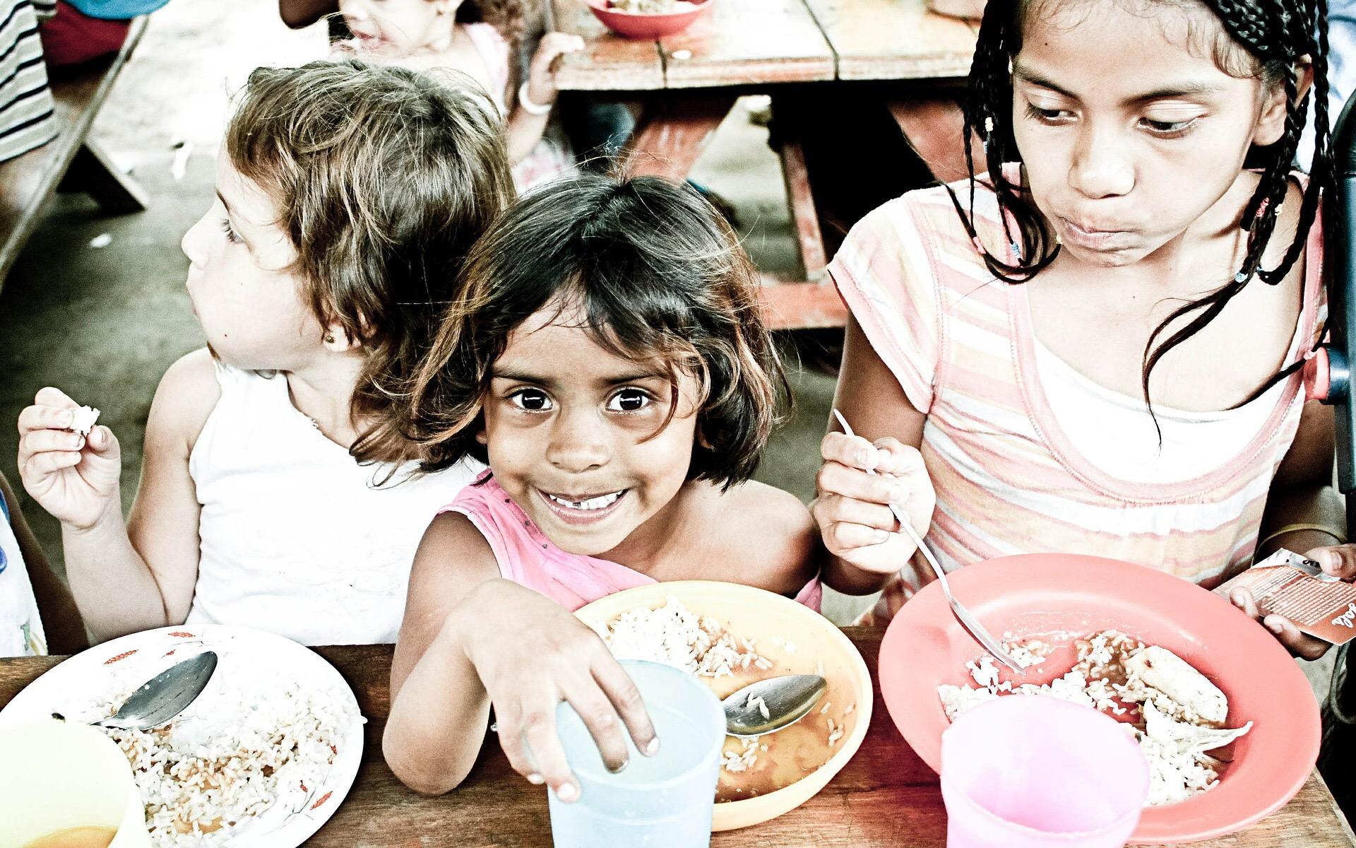 Underweight and Undernourishment decreased 50% since 1990