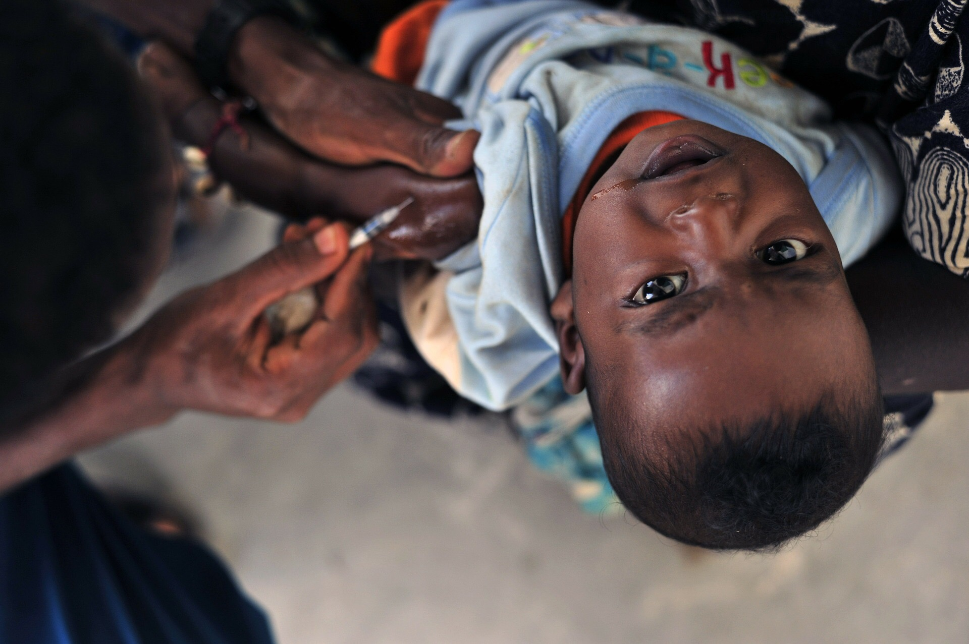 Global Vaccination Coverage skyrocketed from 20% to 86% since 1980