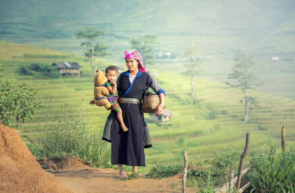 Global Fertility stands at 2.5 Children per Woman